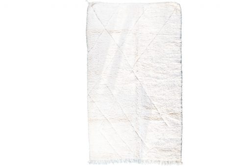 Beni ourain rug , The Authentic white rug, The Moroccan rug 312 x 210 cm / 10 x 6.7 ft